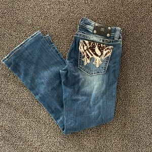 Boot Cut Miss Me Jeans Size 30